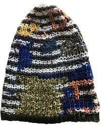 Ferragamo Hat - Multicolor