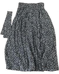 Sezane Fall Winter 2019 Mid-length Skirt - Multicolour