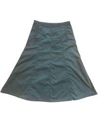 Iris Von Arnim Mid-length Skirt - Green