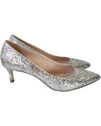 983d4025bf8d Kate Spade. Cecilia Pumps. $228. Bloomingdale's · Miu Miu Silver Glitter