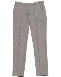 The Kooples - Pre-owned Wool Trousers - Lyst