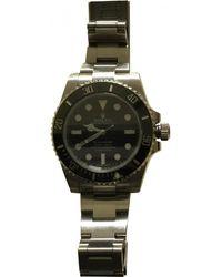 Rolex - Submariner Other Steel Watches - Lyst