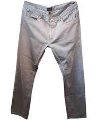 A.P.C. Gerade jeans - Grau
