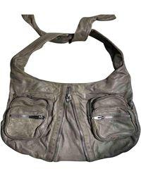 Alexander Wang Donna Leather Handbag - Brown