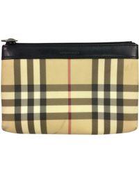 Burberry - Cloth Vanity Case - Lyst