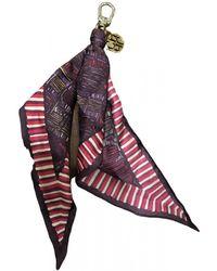Carolina Herrera Silk Purse - Multicolour