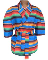 Stella Jean Jacket - Multicolour