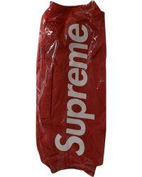 Supreme Guanti - Rosso