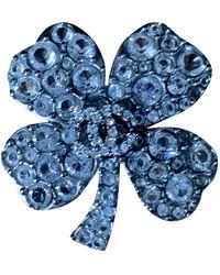 Chanel Broschen - Blau