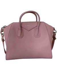 Givenchy Antigona Leder Handtaschen - Mehrfarbig