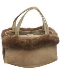 Manolo Blahnik Pre-owned Handbag - Brown