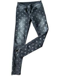 Sandro Skinny jeans - Grau