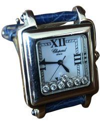 Chopard Reloj Happy Sport - Blanco