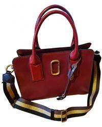 Marc Jacobs Snapshot Leder Handtaschen - Mehrfarbig