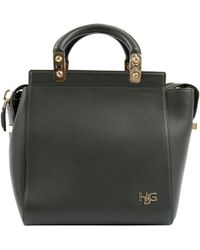 Givenchy - Pre-owned House De Leather Handbag - Lyst
