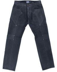 aef560c3f1 Pantaloni in LOWER()Cotone LOWER()Nero