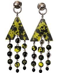 Jean Paul Gaultier - Vintage Other Plastic Earrings - Lyst