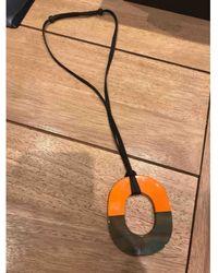 Hermès - Isthme Multicolour Horn - Lyst