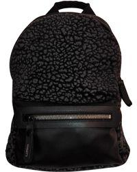Lanvin Leather Bag - Black