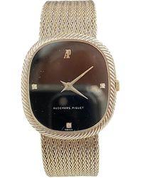 Audemars Piguet Vintage Weißgold Uhren - Mehrfarbig