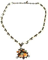 Missoni - Multicolour Plastic Necklace - Lyst