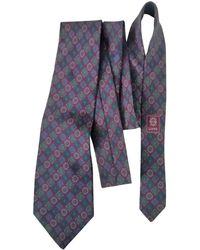 Loewe Vintage Multicolour Silk Ties
