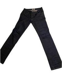 Acne Studios Jeans slim - Blu