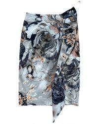 Karen Millen Mid-length Skirt - Multicolour