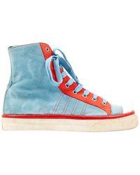 Chanel Sneakers - Blue