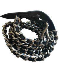 Balmain Belt - Black