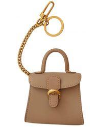 Delvaux Leather Purse - Multicolour