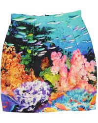 Mary Katrantzou Mini Skirt - Multicolor