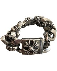 Chrome Hearts Silver Jewellery - Metallic