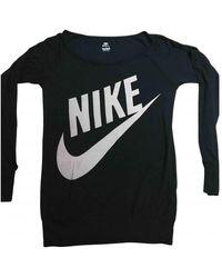 Nike T-shirt - Schwarz