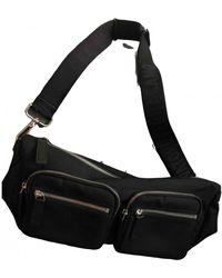 Ferragamo Cloth Bag - Black