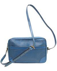 Louis Vuitton - Trocadéro Leather Crossbody Bag - Lyst