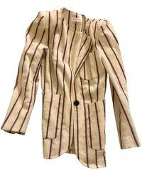 Étoile Isabel Marant - Cotton Jacket - Lyst