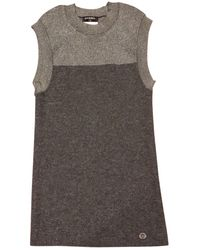 Chanel Cashmere Sweater - Gray