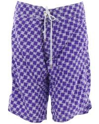 Tom Ford Purple Synthetic Swimwear