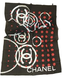 Chanel Black Cotton Swimwear