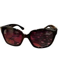 Oscar de la Renta Sunglasses - Black