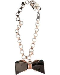 Marc By Marc Jacobs Necklace - Black