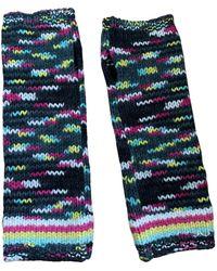 Missoni Cashmere Mittens - Multicolor