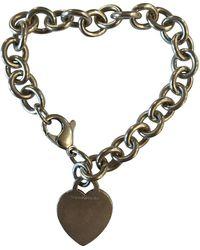 Tiffany & Co. Bracelets en Argent Argenté - Multicolore