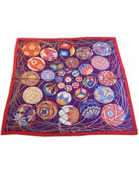 Hermès - Pre-owned Other Cashmere Silk Handkerchief - Lyst