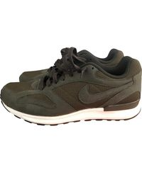 Nike Air Zoom Pegasus Cloth Low Trainers - Green