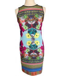 Clover Canyon Mid-length Dress - Multicolor