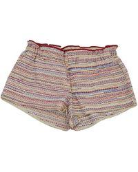 Maje - Multicolour Cotton - Lyst