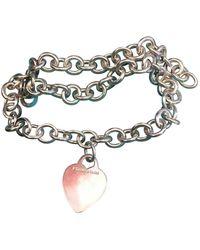Tiffany & Co. Return To Tiffany Silver Silver - Metallic