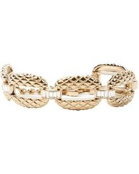 Chanel \n Silver Metal Bracelets - Metallic